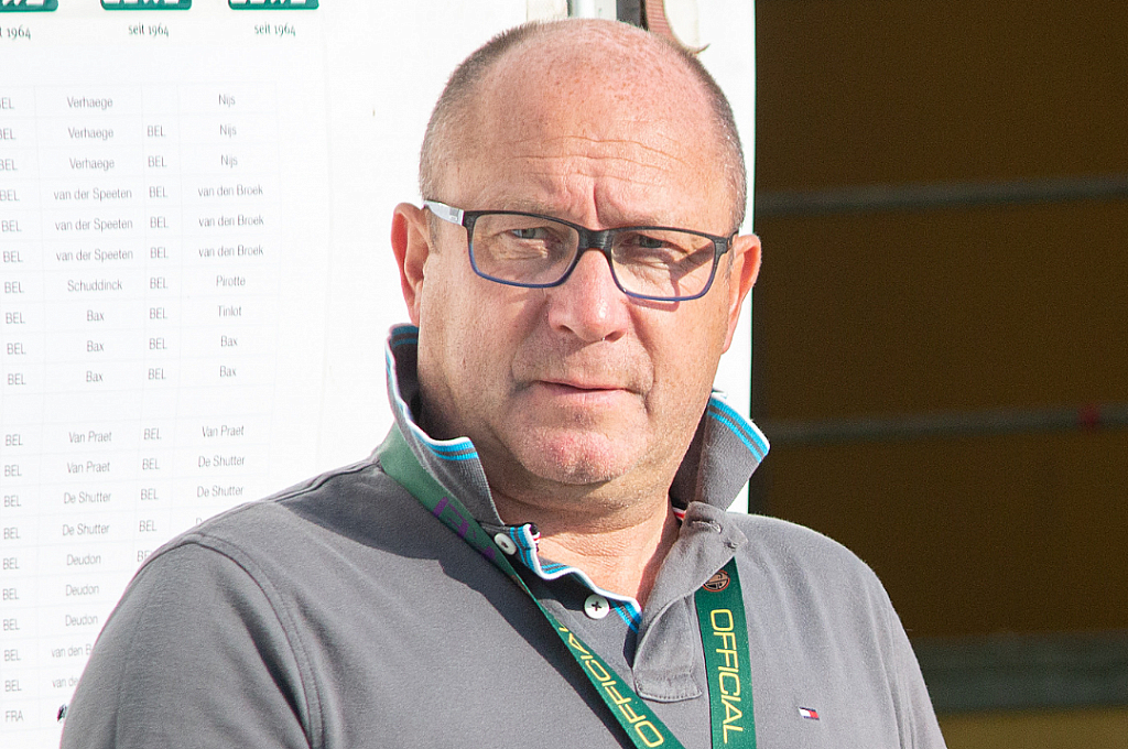 "Introducing the Officials - Jan Devaere - Chief Steward / ""Our team has 3 magic words : help, prevent and intervene.""